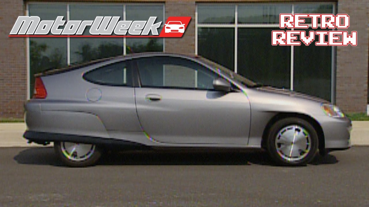 2000 Honda Insight Retro Review