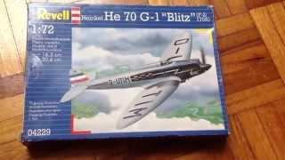 Heinkel He 70 G-1 Blitz HD