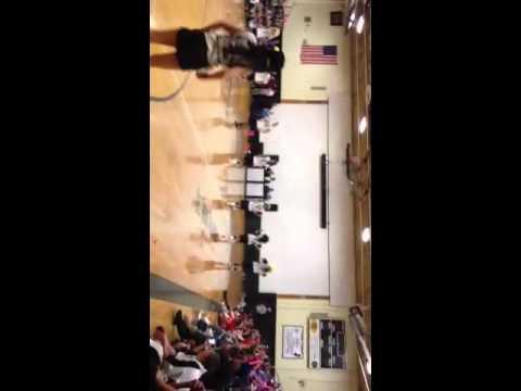Nick mara and sjv freshman dance ( botc )