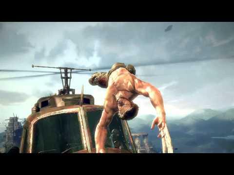 X-Men Origins: Wolverine - Gameplay Trailer HD