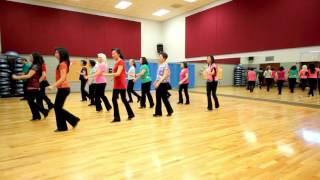 Stop Staring At My Eyes! - Line Dance (Dance & Teach in English & 中文)