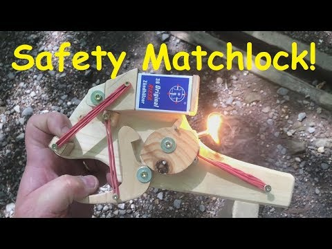 The nerdiest way to light a match EVER?