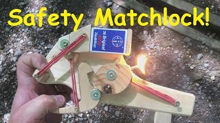 The nerdiest way to light a match EVER