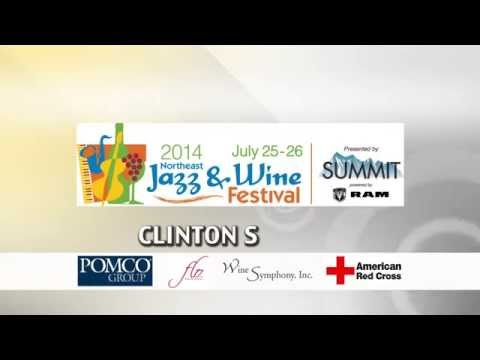 North East Jazz and Wine Festival 2014