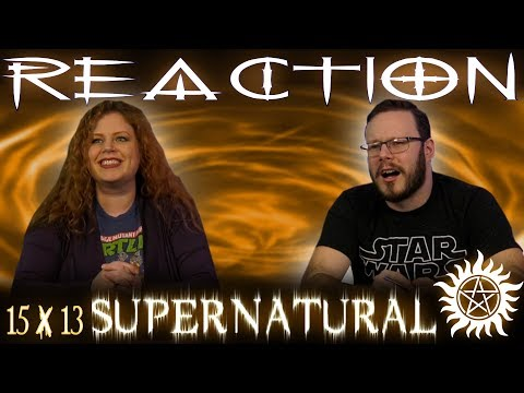 """Supernatural 15x13 REACTION!! """"Destiny's Child"""""""