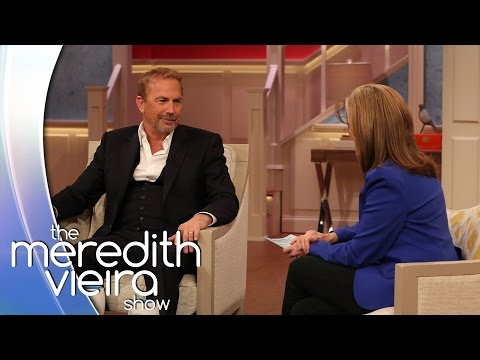 Kevin Costner On Working With Whitney Houston | The Meredith Vieira Show