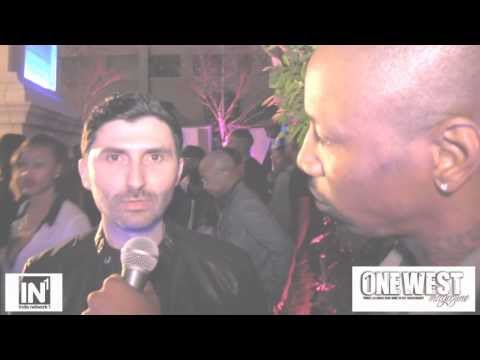 OneWestTV W/ Nazo Bravo @ Diddy's Pre-Grammy Party