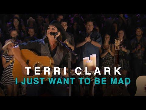 CCMA 2016   TERRI CLARK   I JUST WANNA BE MAD