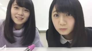SR 2016年11月18日17時08分 高橋希良 (AKB48)