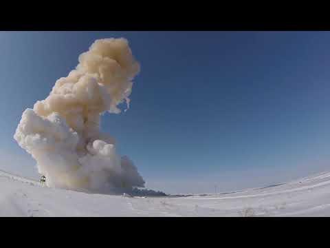 В России проведены успешные испытания гиперзвуковой ракеты ПРО
