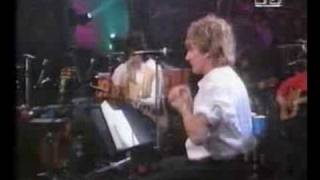 Rod Stewart & Ron Wood - Reason to Belive