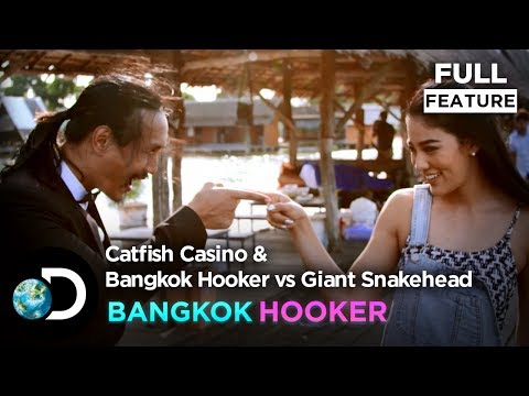 [Thai Subs] Catfish Casino + Oz vs Giant Snakehead | Bangkok Hooker S1E1