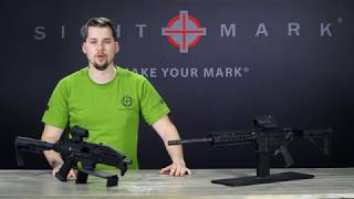 Hands on the Sightmark SM26020 Wolverine Red Dot Sight, FSR