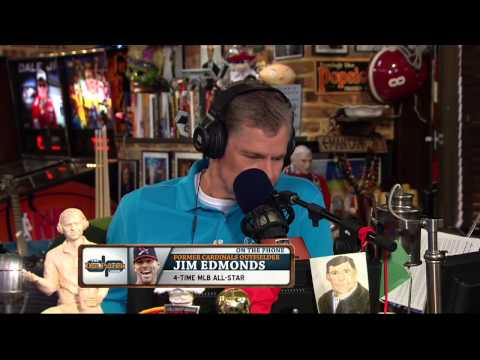 Jim Edmonds on The Dan Patrick Show (Full Interview) 10/09/2014