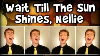 Wait Till The Sun Shines Nellie - Barbershop Quartet Polecat)