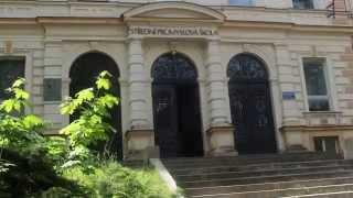 Liberec a SPŠSE Timelapse (DRP)