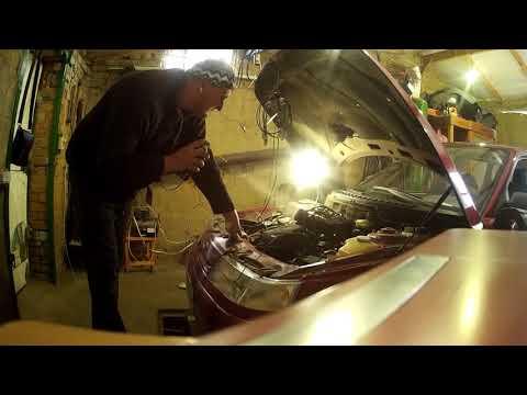 ВАЗ 2111 на ХХ трусит мотор и чёрные свечи. Датчик давления PS16