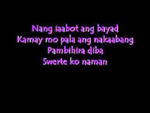 Jeepney Love Story - Yeng Constantino ( Lyrics )