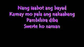 Jeepney Love Story - Yeng Constantino ( Lyrics)
