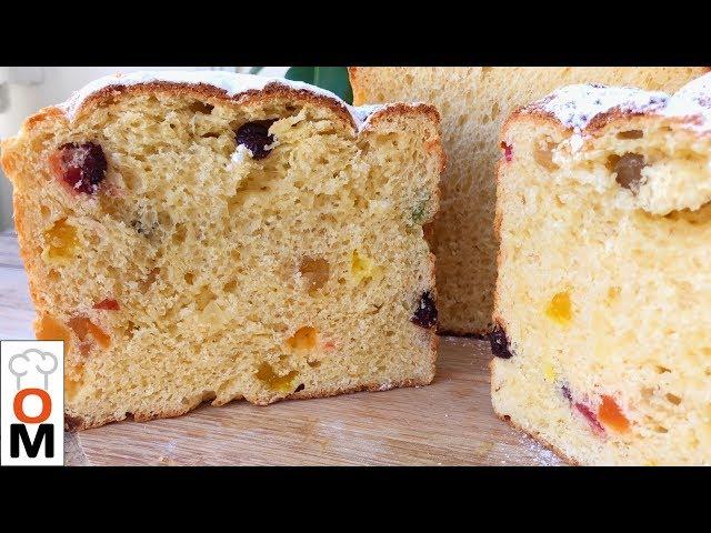 Панеттоне - Мягкий, Сдобный, Ароматный Хлеб Роскоши Из Италии   | Panettone