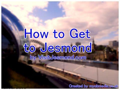 How To Get to Jesmond by VisitJesmond.com