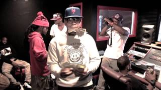Kevin Gates in the studio With S-8ighty