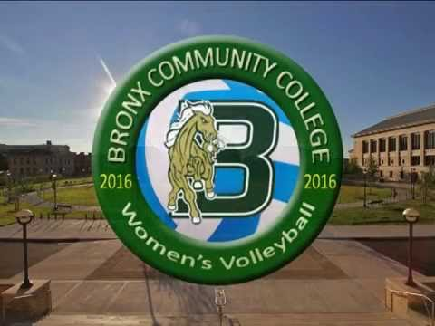 Bronx Community College Women's Volleyball vs F.I.T.  @ BCC 9 22 16 video