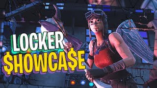 Fortnite Locker Showcase - Fortnite Cosmetics