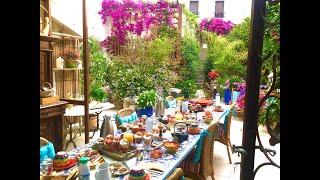 """Un petit déjeuner à la mer, dans les chambres d'hôtes """"Maison Monsieur Pierre"""" à LEUCATE"""