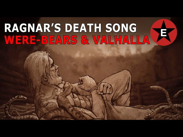 Bonus Vikings Interview: Ragnar's 'Death Song', Were-Bears & Did Vikings Really Believe in Valhalla?