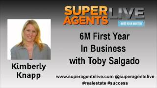 6M First Year In Business with Kimberly Knapp and Toby Salgado