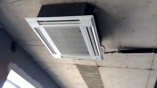 видео Обслуживание систем кондиционирования и отопления
