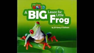 [E4Ks] A Big Lesson for little Frog