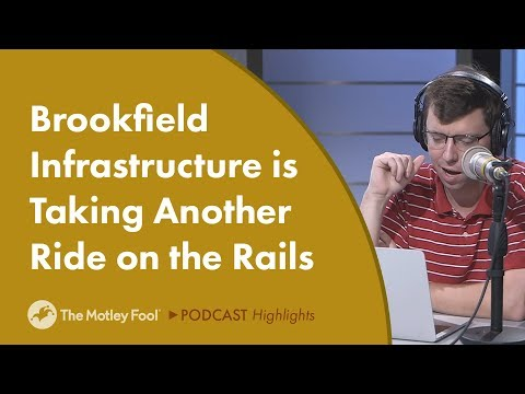 Brookfield Infrastructure Is Taking Another Ride on the Rails