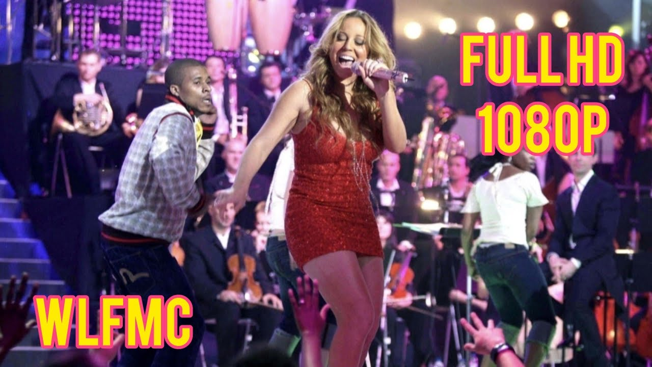 Download Mariah Carey - Get Your Number (live Star Academy 2005) 1080p HD
