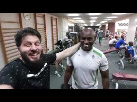 How To Take Admission In Imam Saud University And Shakh Saif In The Gym
