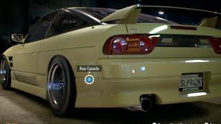 Need For Speed (Ep 52) Recreating Adam LZ's 240sx | SLAPTrain