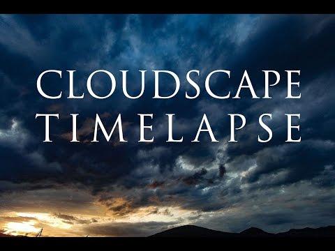 Cloudscape Timelapse in Croatia