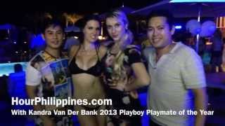 Playboy Philippines Playmate of the Year 2013 Solaire Pool Party by HourPhilippines.com