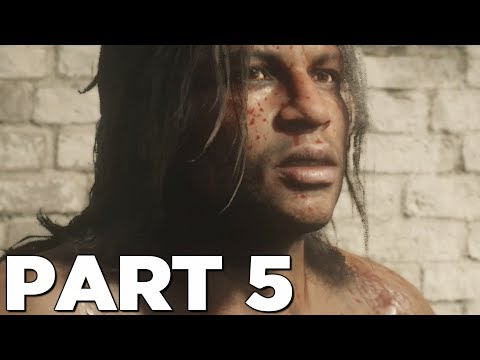 RED DEAD REDEMPTION 2 EPILOGUE Walkthrough Gameplay Part 5 - HOPE (RDR2)
