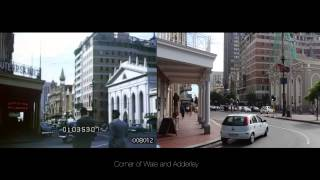 Cape Town Then and Now (1950s vs 2014)
