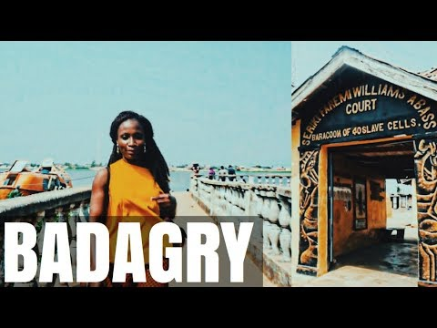 BADAGRY SLAVE TRADE - TRAVEL VLOG | LIFE IN LAGOS #01 | Sassy Funke