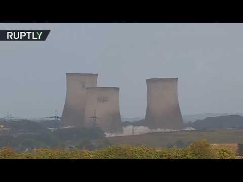 تفجير -أبراج الموت- يقطع التيار الكهربائي عن 40 ألف مبنى ويسفر عن إصابات في بريطانيا  - نشر قبل 3 ساعة