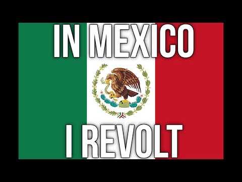 IN MEXICO I REVOLT