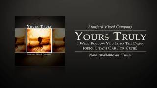 I Will Follow You Into The Dark - Death Cab For Cutie (A Cappella Cover)