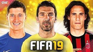 BUFFON SALUTA LA JUVE E VA AL PSG?! TOP 10 TRASFERIMENTI ASSURDI IN FIFA 19! [Cavani, Suso, Bonucci]