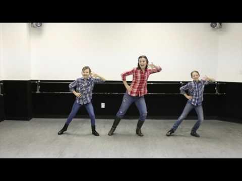 Smile, Smile, Smile! MusicK8.com Kids Choreography Video