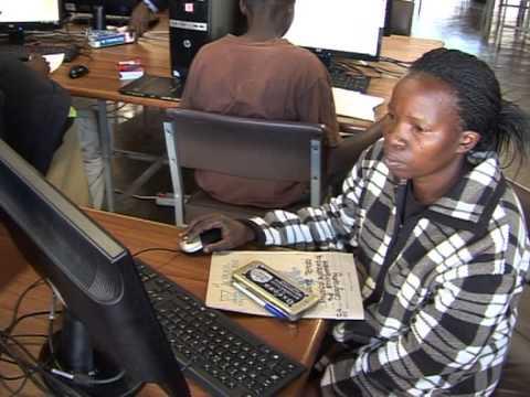 Bindura University Of Science Education Library Orientation Video