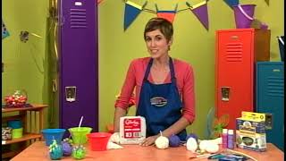Make decorations for the perfect party on Hands On Crafts for Kids Show 1405 Year-Round Parties