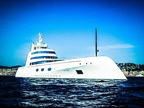 World's MOST EXPENSIVE Yachts! from YouTube · Duration:  5 minutes 27 seconds